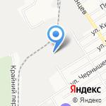Фаберлайт на карте Барнаула