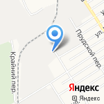 Билара люкс на карте Барнаула