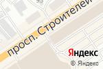 Схема проезда до компании Федеральная коллегия юридической защиты в Барнауле