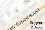 Схема проезда до компании Инструментальный Центр в Барнауле