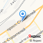 АНТИвор на карте Барнаула