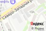 Схема проезда до компании Торговая компания в Барнауле