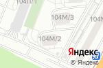 Схема проезда до компании Центр развития ребенка-детский сад №80 в Барнауле