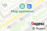 Схема проезда до компании Магазин рыболовных принадлежностей в Барнауле