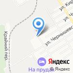 КВАДРАТ МАСТЕР на карте Барнаула