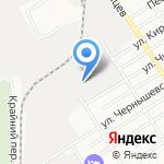Байкал-Сервис на карте Барнаула
