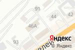 Схема проезда до компании Пункт централизованной охраны №1 Управления вневедомственной охраны по г. Барнаулу в Барнауле