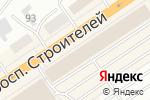 Схема проезда до компании Декор Мастер в Барнауле