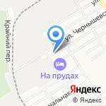 Алтай-Электропоставка на карте Барнаула