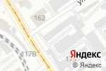 Схема проезда до компании Обжорка в Барнауле