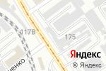 Схема проезда до компании Табак-наше дело в Барнауле