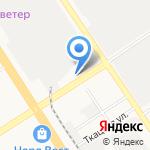 Региональный таможенный центр на карте Барнаула