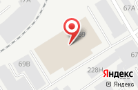 Схема проезда до компании Фд Барнаул в Барнауле