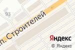 Схема проезда до компании Фиатзапчасть в Барнауле