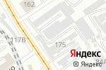 Схема проезда до компании Сани в Барнауле