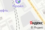 Схема проезда до компании Гардинка.рф в Барнауле