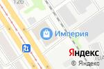 Схема проезда до компании Банкомат, Всероссийский банк развития регионов в Барнауле