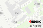 Схема проезда до компании Телеком-Сервис в Барнауле