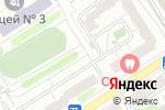 Схема проезда до компании Вкусная жизнь в Барнауле