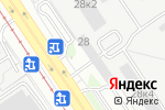 Схема проезда до компании Стройкомплект в Барнауле