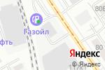 Схема проезда до компании Рампунзель в Барнауле