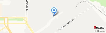 ГеоСервис на карте Барнаула