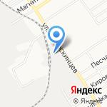 АльфаТекс на карте Барнаула