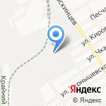 Теплогазводстрой на карте Барнаула