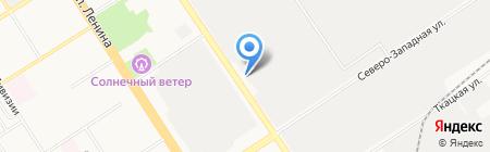 Барнаултрансмаш на карте Барнаула