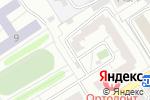 Схема проезда до компании Подсолнух в Барнауле