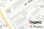 Схема проезда до компании Бриз в Барнауле
