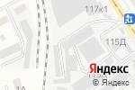 Схема проезда до компании Атан в Барнауле