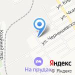 АлтайСпецМонтаж на карте Барнаула
