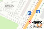Схема проезда до компании Флорист в Барнауле
