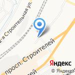 ФинСиб на карте Барнаула