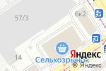 Схема проезда до компании Мастерская по изготовлению ключей, заточке инструмента и цепей в Барнауле