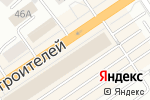 Схема проезда до компании ВАША ЛОГИСТИКА в Барнауле