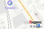Схема проезда до компании СибРегионОпт в Барнауле