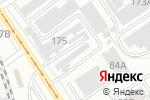 Схема проезда до компании МОПС в Барнауле