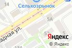 Схема проезда до компании АГАС в Барнауле