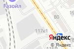Схема проезда до компании Копир в Барнауле