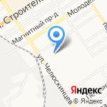 МИГРАНТ на карте Барнаула