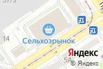 Схема проезда до компании ДОМАШНЯЯ ФЕРМА в Барнауле