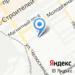 Оптовая компания на карте Барнаула