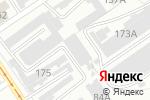Схема проезда до компании Мика в Барнауле