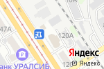Схема проезда до компании English class в Барнауле