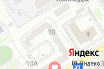 Схема проезда до компании Авто Алтай Спас в Барнауле