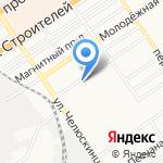 ЖАРИМ-ПАРИМ! на карте Барнаула