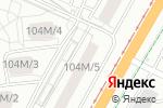 Схема проезда до компании Арбитражный управляющий Гринева Н.В в Барнауле