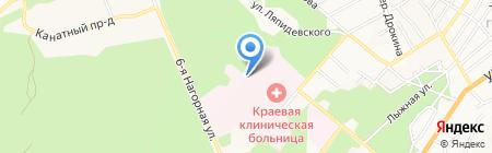 Б.Браун Авитум Руссланд Клиникс на карте Барнаула